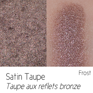 M.A.C Satin Taupe