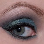 noir Eyes Of The Day bleu arabic