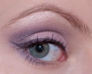violet rose mauve Eyes Of The Day