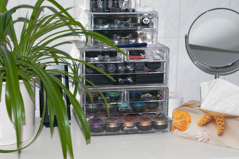 Fabuleux Mon Rangement Make-Up – A Fleur De Peau OJ67