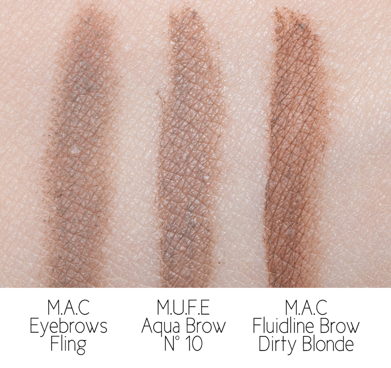 Fluidline Brow Gelcreme by MAC #3