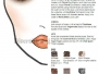 Face Charts: Raquel Welch (2007)