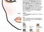 Face Charts: N Collection (2008)