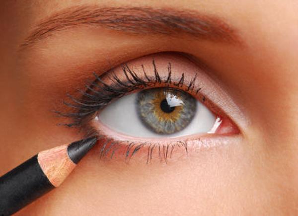 Cosmetic pencil.