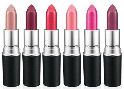 Jeune Swatches: Rouges à Lèvres M.A.C – Part. 1 – A Fleur De Peau UO-82